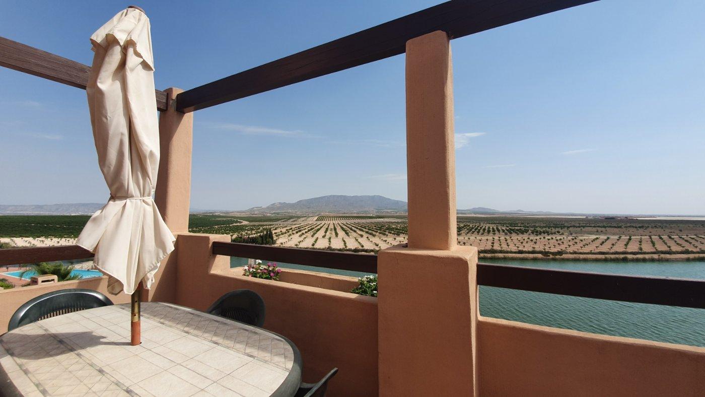 Galleribillede 26 of Fantastisk udsigt, fred og ro. Penthouse med stor L formet terrasse på La Isla del Condado