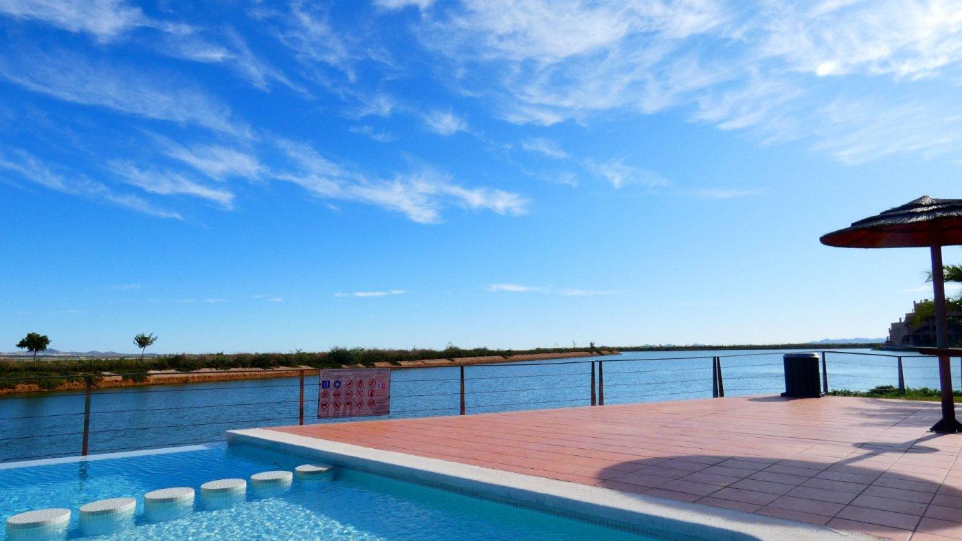 Galleribillede 33 of Fantastisk udsigt, fred og ro. Penthouse med stor L formet terrasse på La Isla del Condado