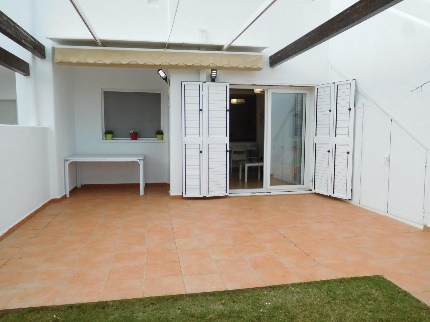 Image 1 Apartment ref 3265-03013 for rent in Condado De Alhama Spain - Quality Homes Costa Cálida