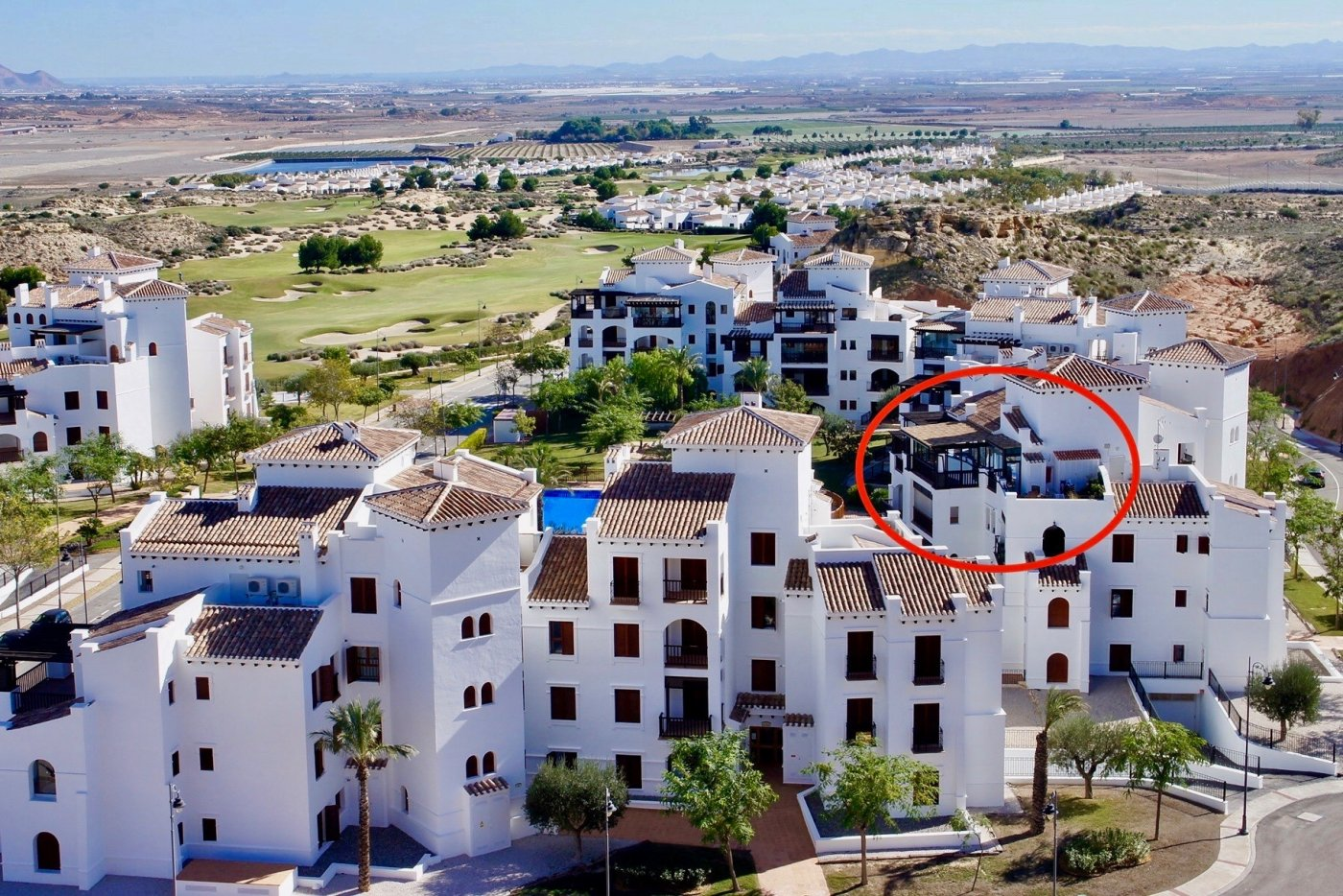 Gallery Image 26 of Amazing sunny penthouse apartment in El Valle Golf Resort, lovely views big terrasse