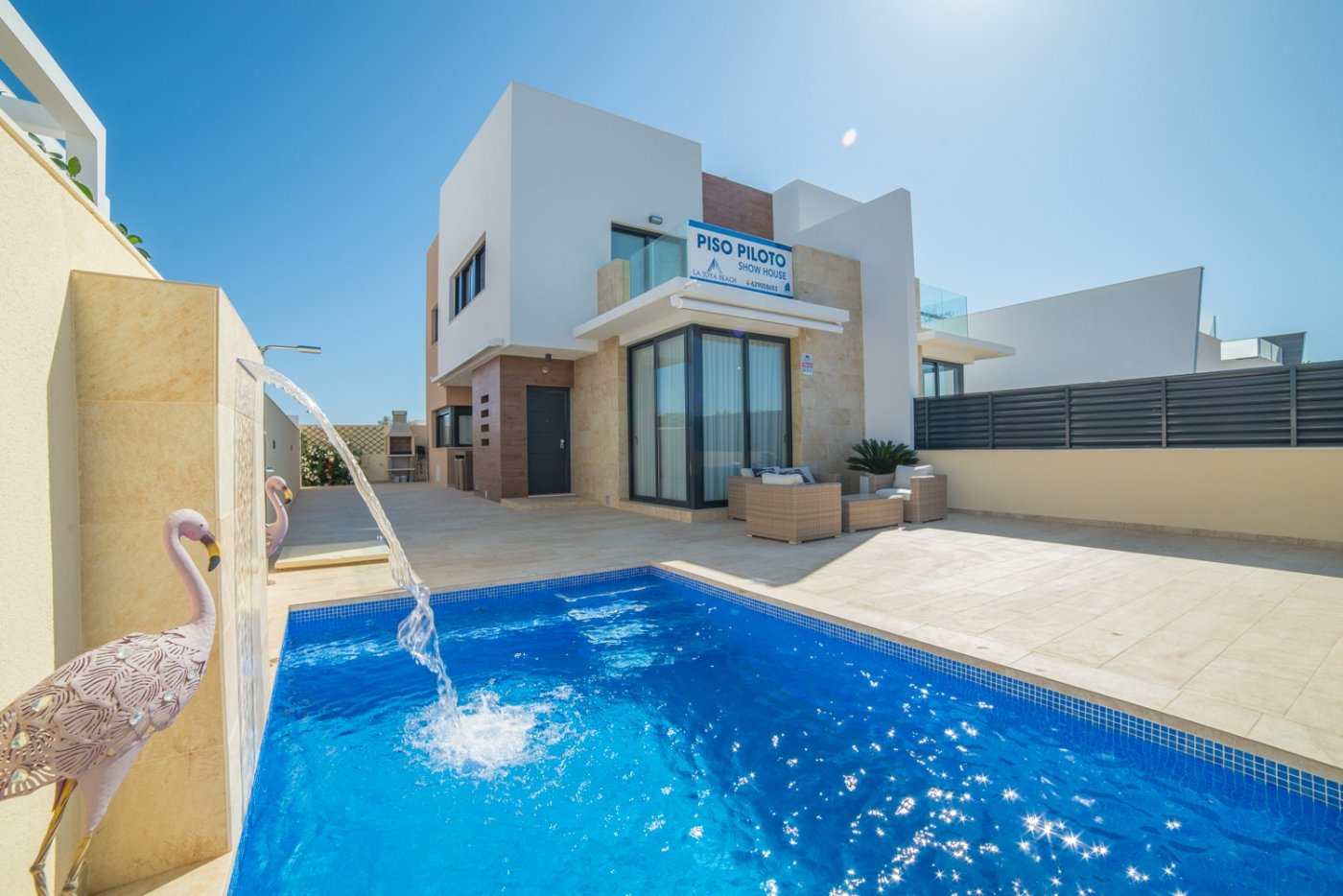 Villa ref 3265-03034 for sale in Lo Pagan Spain - Quality Homes Costa Cálida