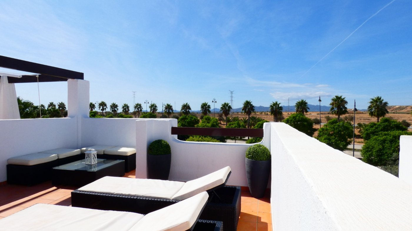 Gallery Image 1 of Probably the most beautiful 2 bed apartment for sale in Condado de Alhama...