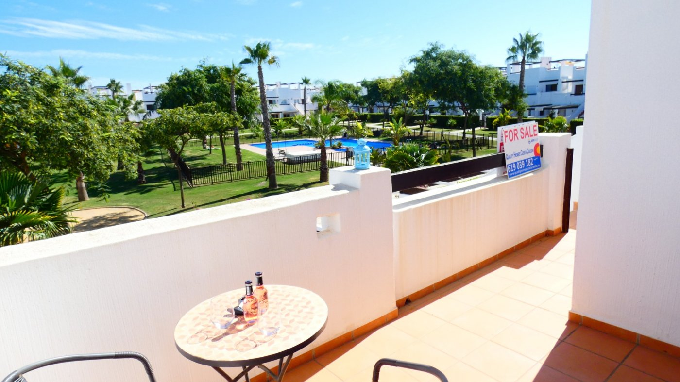 Apartment ref 3265-03042 for sale in Condado De Alhama Spain - Quality Homes Costa Cálida