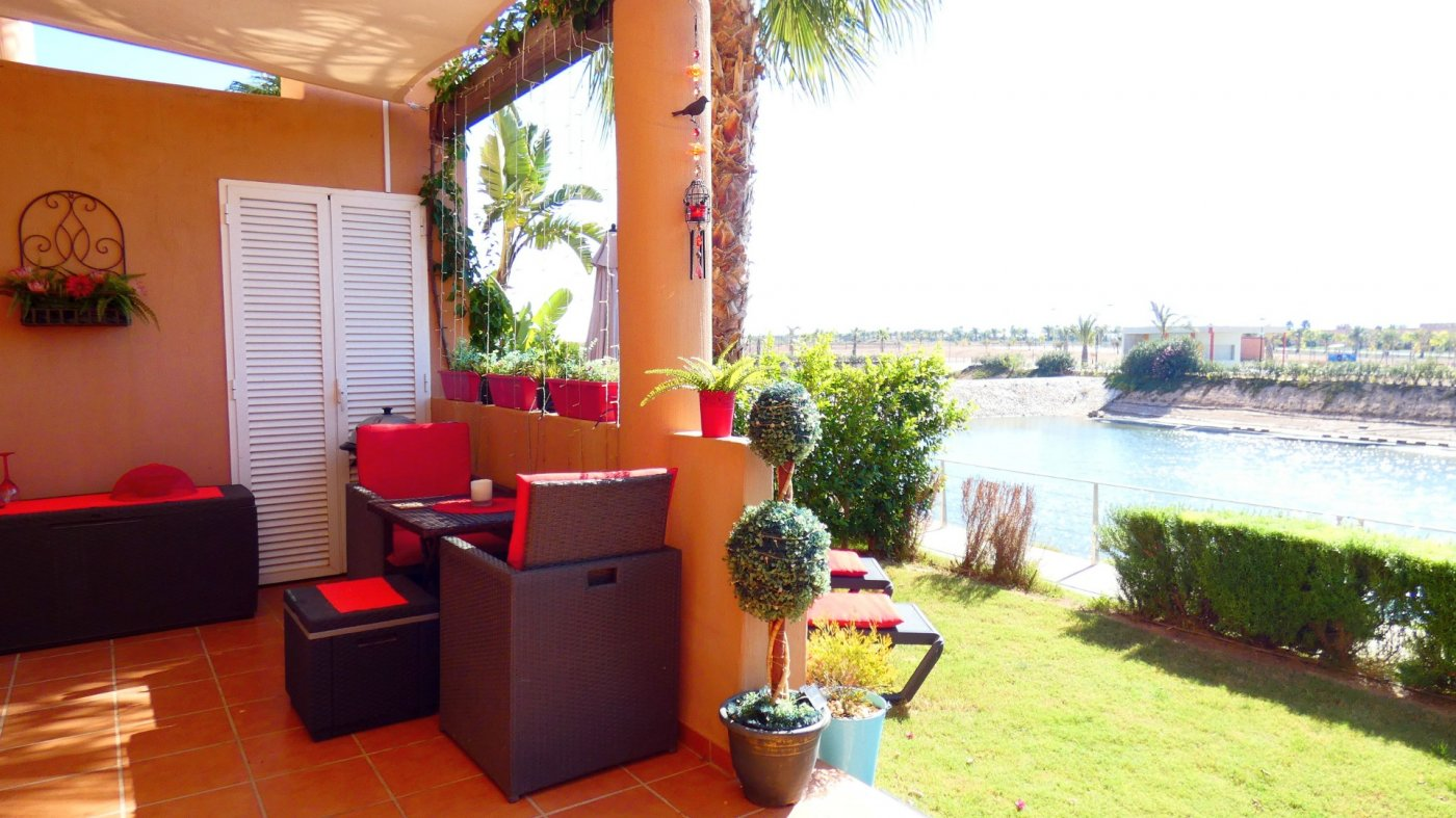 Image 2 Apartment ref 3265-03043 for sale in Condado De Alhama Spain - Quality Homes Costa Cálida