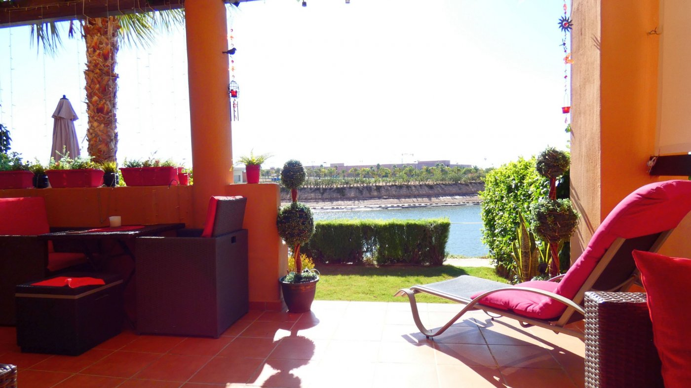 Image 4 Apartment ref 3265-03043 for sale in Condado De Alhama Spain - Quality Homes Costa Cálida