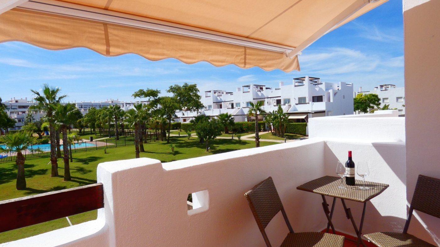 Apartment ref 3265-03044 for sale in Condado De Alhama Spain - Quality Homes Costa Cálida