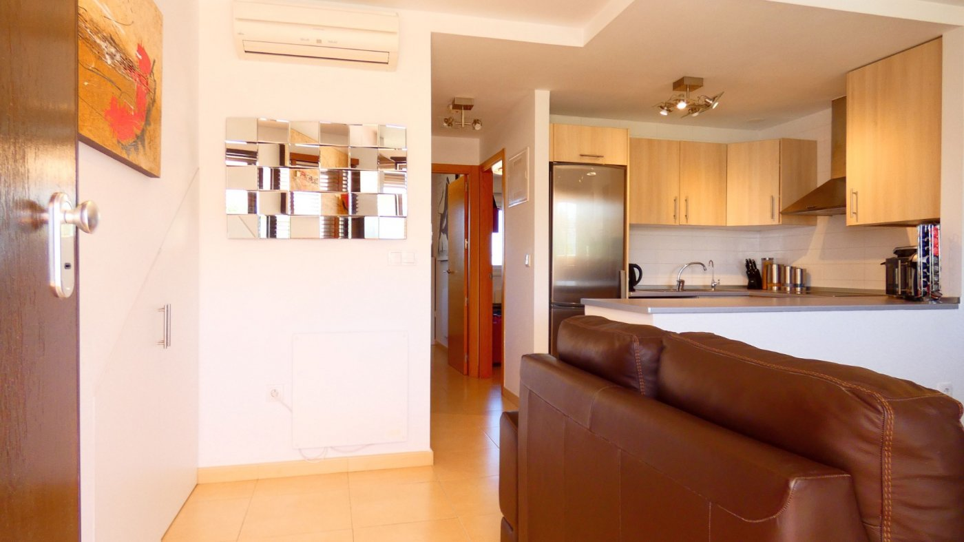 Gallery Image 10 of Location, location, location! South West Facing 2 Bed Apartment in Naranjos 4