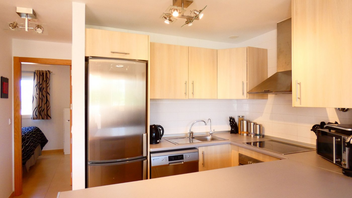 Gallery Image 11 of Location, location, location! South West Facing 2 Bed Apartment in Naranjos 4