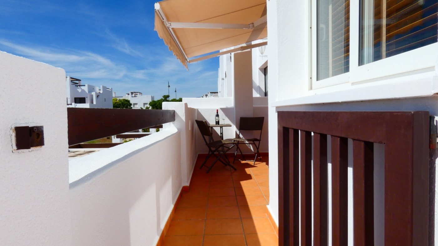 Gallery Image 13 of Location, location, location! South West Facing 2 Bed Apartment in Naranjos 4