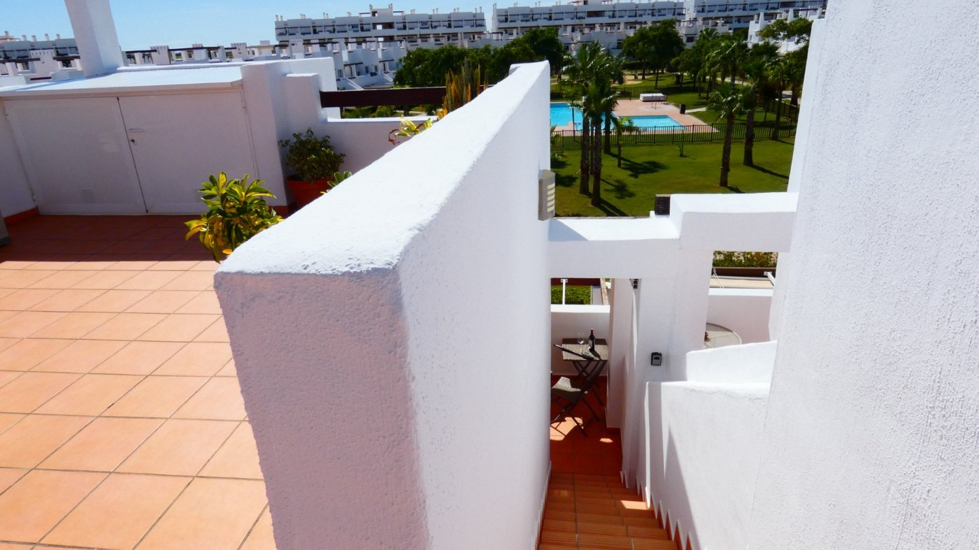 Gallery Image 15 of Location, location, location! South West Facing 2 Bed Apartment in Naranjos 4