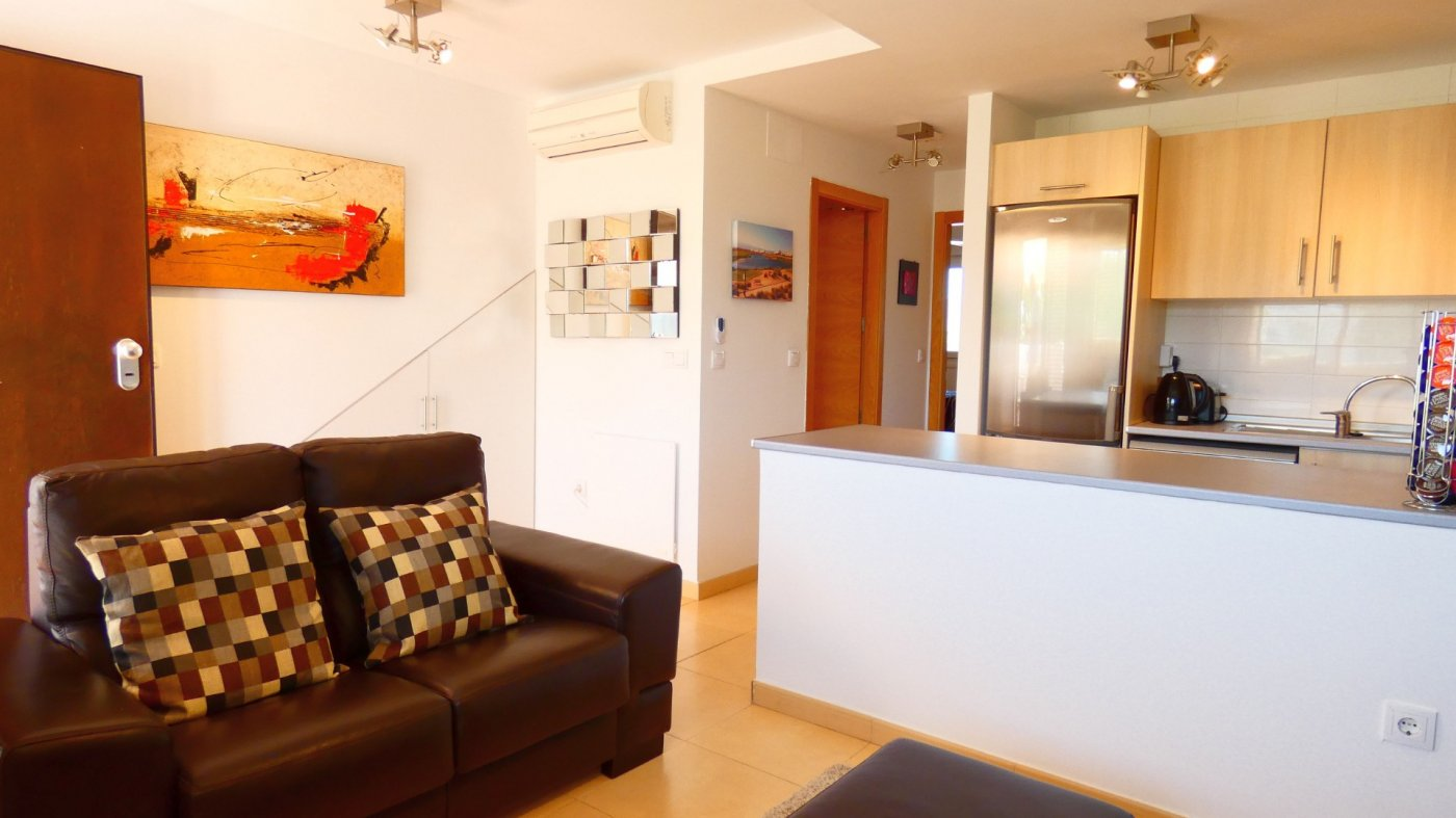 Gallery Image 19 of Location, location, location! South West Facing 2 Bed Apartment in Naranjos 4