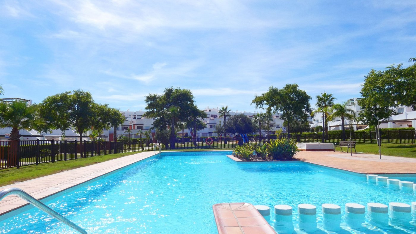 Gallery Image 1 of Location, location, location! South West Facing 2 Bed Apartment in Naranjos 4