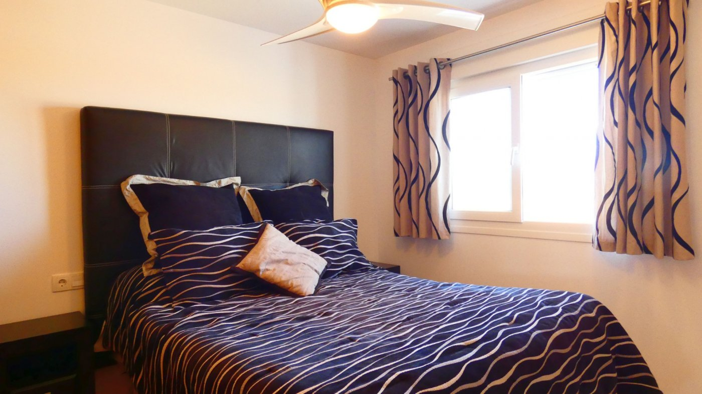 Gallery Image 25 of Location, location, location! South West Facing 2 Bed Apartment in Naranjos 4