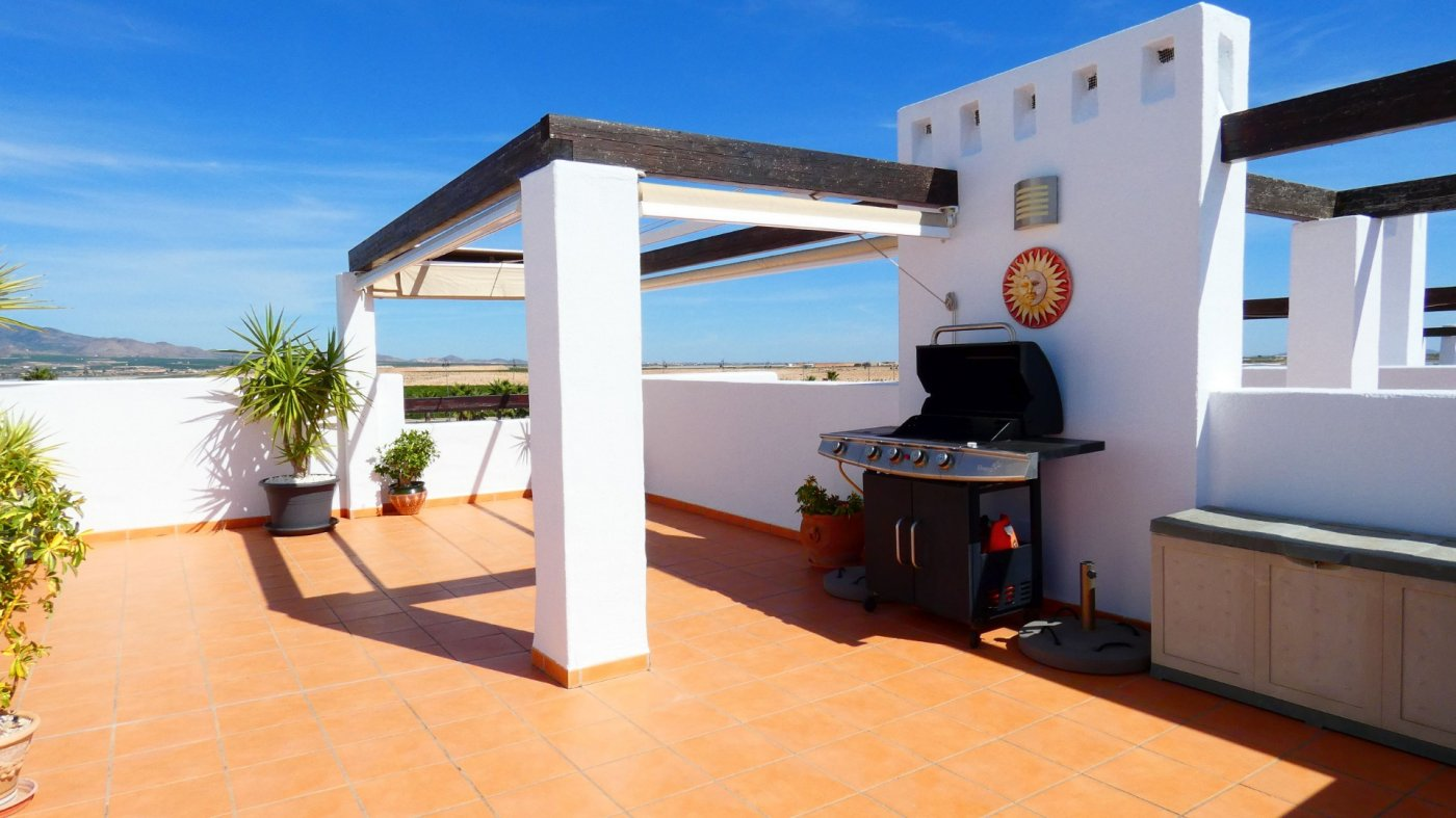 Gallery Image 33 of Location, location, location! South West Facing 2 Bed Apartment in Naranjos 4