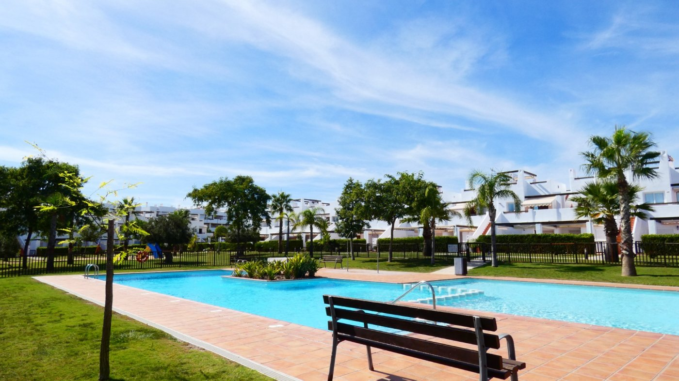 Gallery Image 35 of Location, location, location! South West Facing 2 Bed Apartment in Naranjos 4