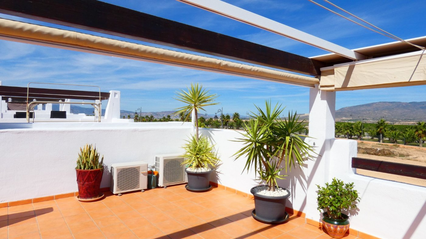 Gallery Image 38 of Location, location, location! South West Facing 2 Bed Apartment in Naranjos 4