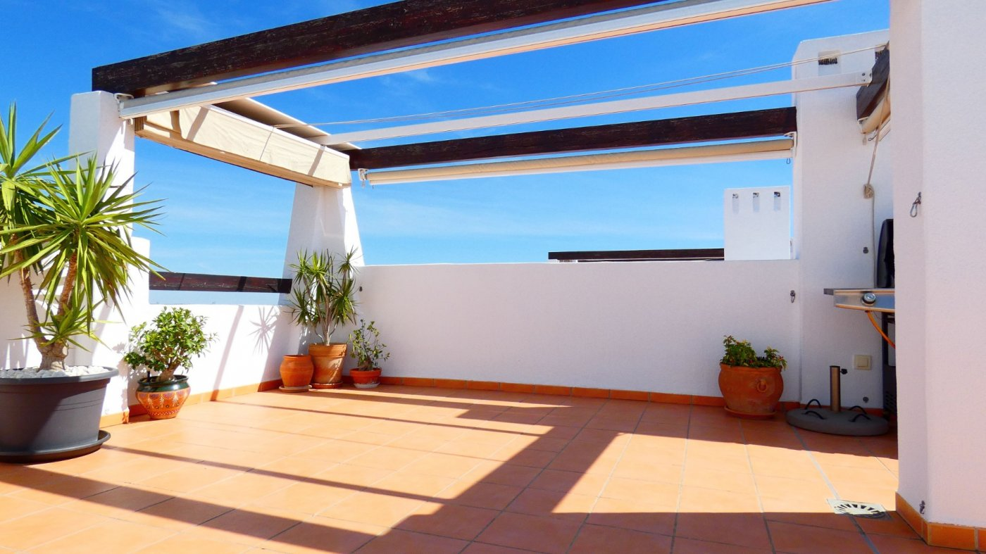 Gallery Image 40 of Location, location, location! South West Facing 2 Bed Apartment in Naranjos 4
