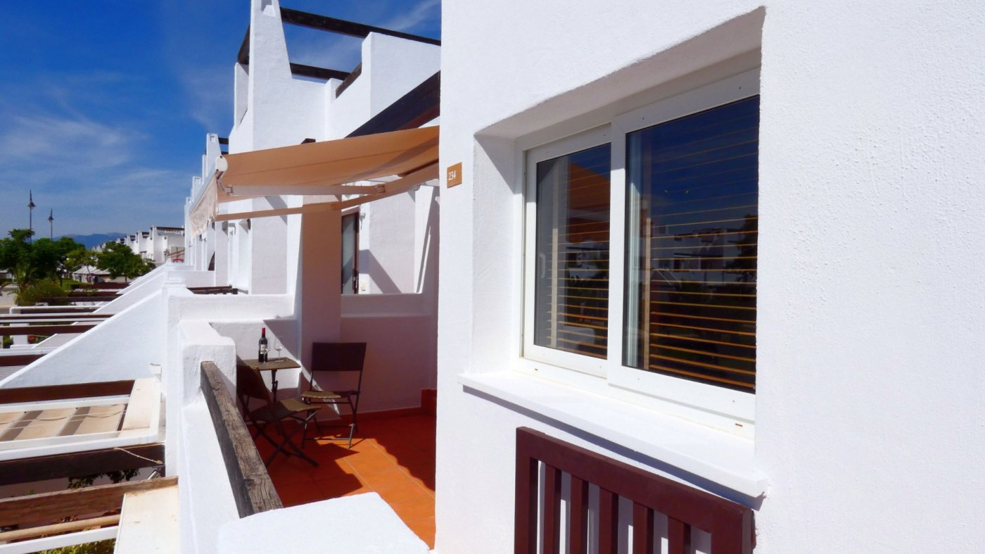 Gallery Image 41 of Location, location, location! South West Facing 2 Bed Apartment in Naranjos 4