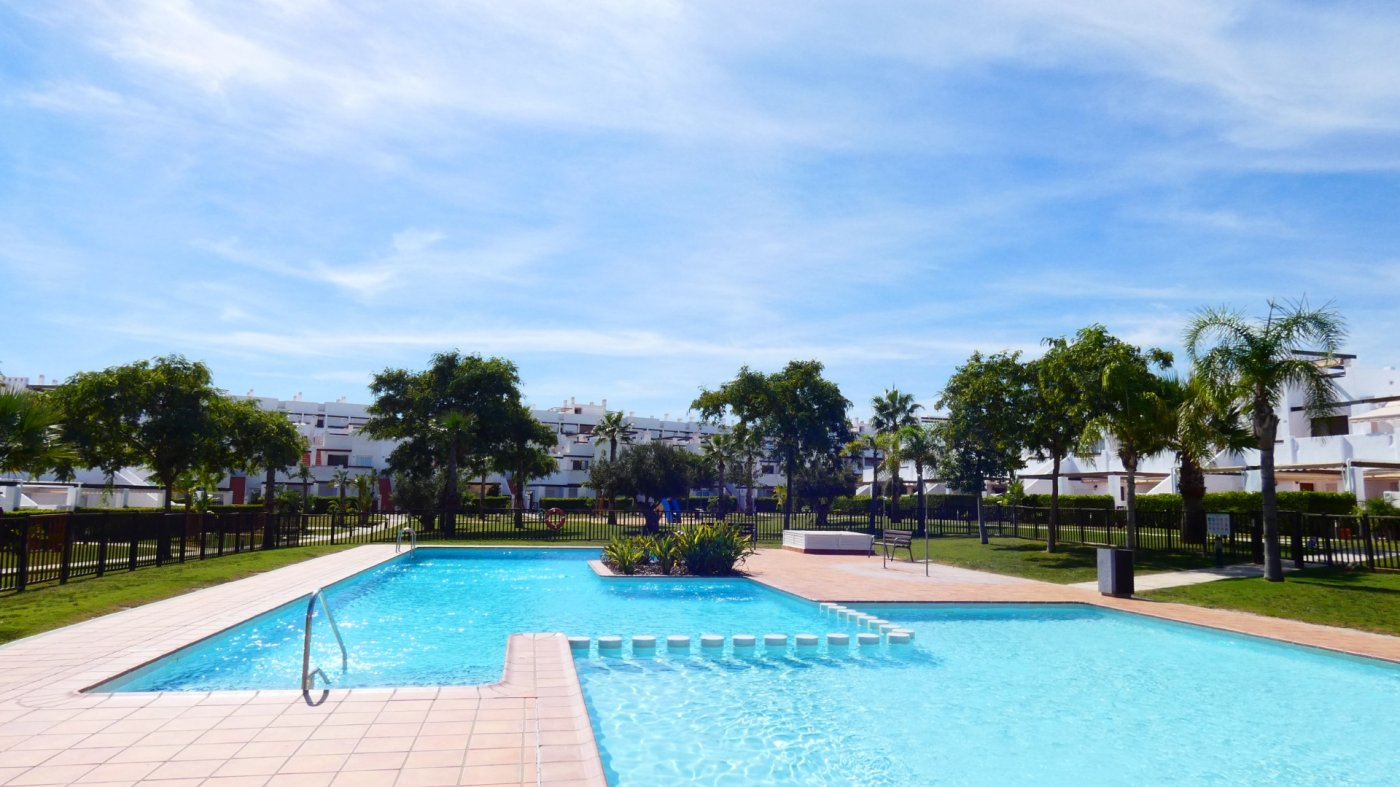 Gallery Image 44 of Location, location, location! South West Facing 2 Bed Apartment in Naranjos 4