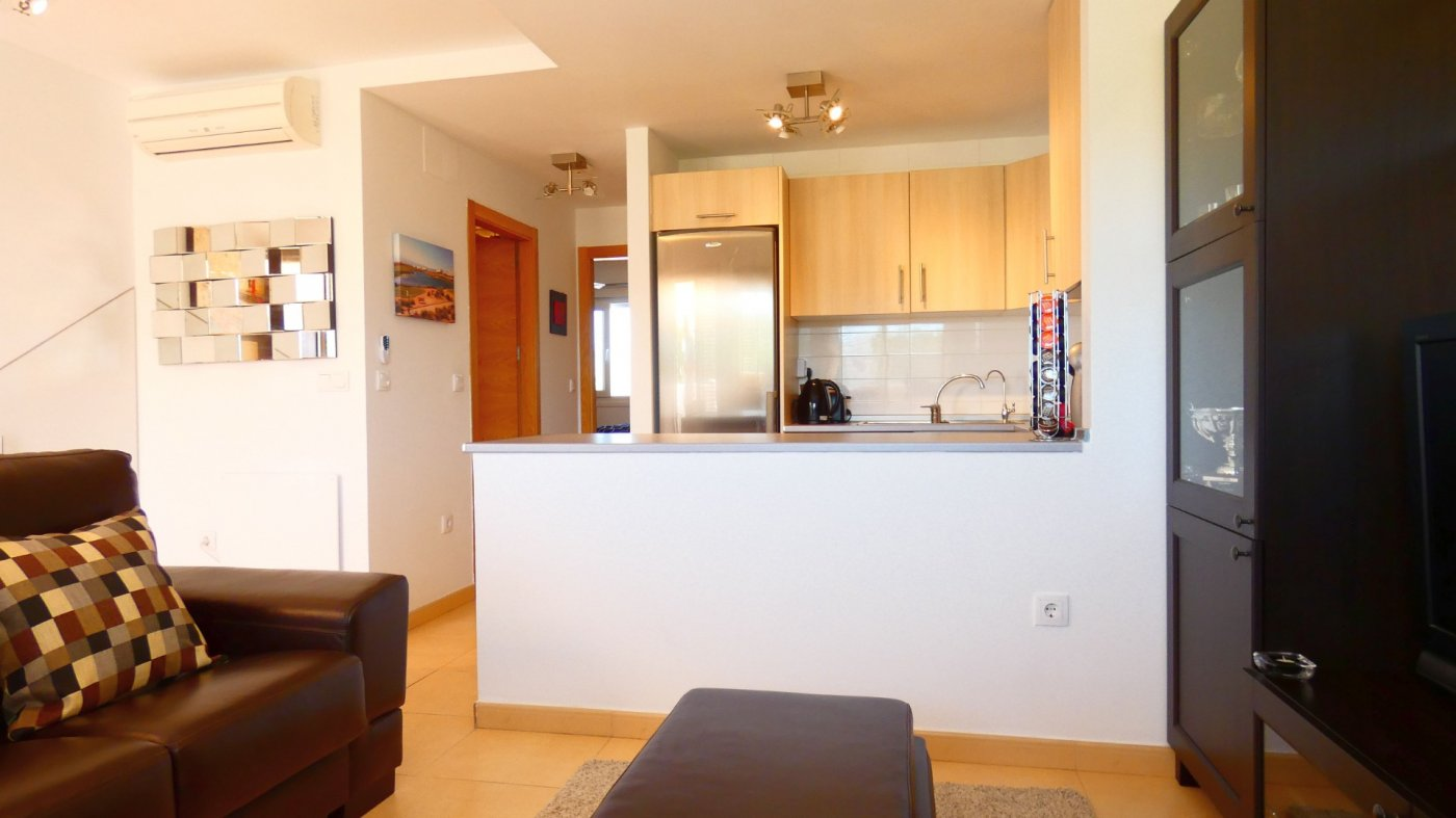 Gallery Image 46 of Location, location, location! South West Facing 2 Bed Apartment in Naranjos 4