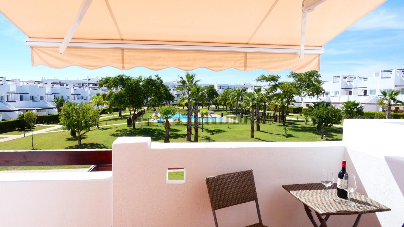 Gallery Image 5 of Location, location, location! South West Facing 2 Bed Apartment in Naranjos 4