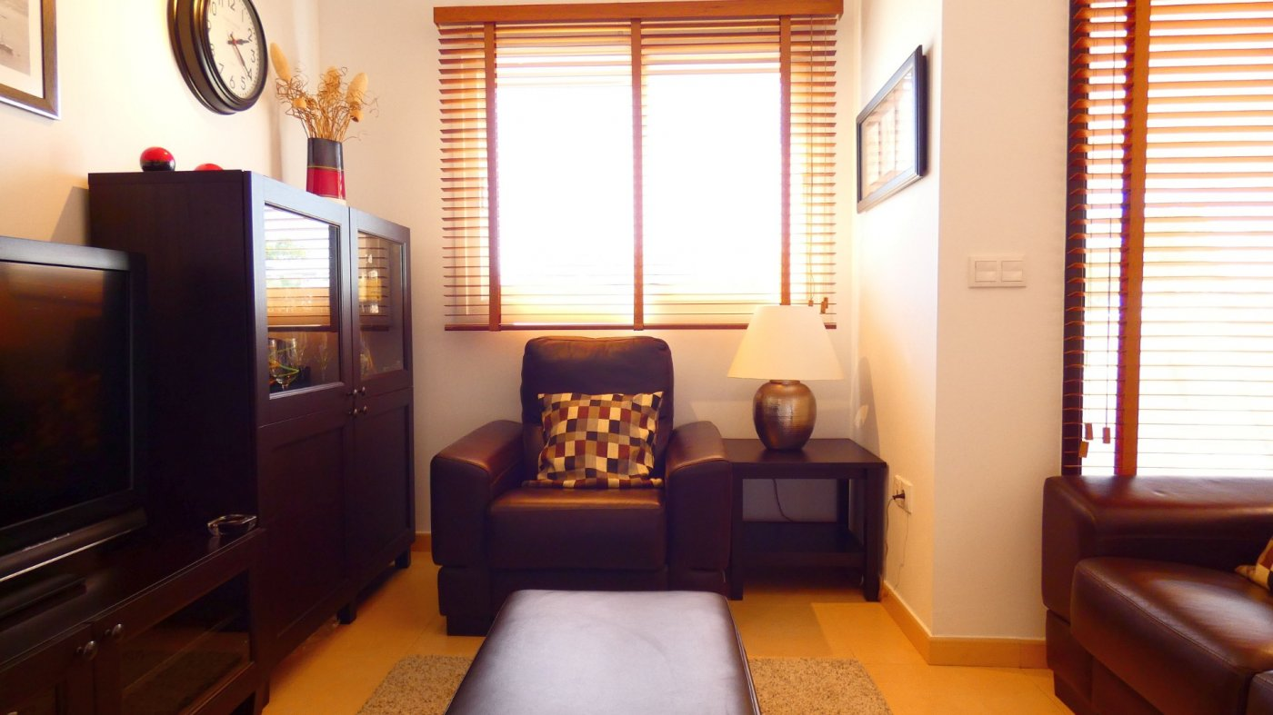 Gallery Image 7 of Location, location, location! South West Facing 2 Bed Apartment in Naranjos 4