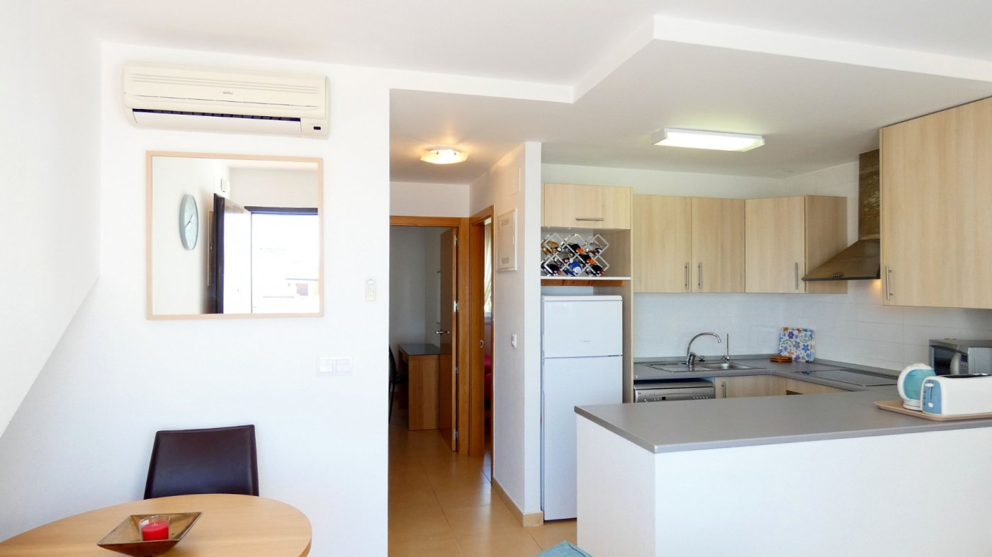 Image 6 Apartment ref 3265-03049 for rent in Condado De Alhama Spain - Quality Homes Costa Cálida