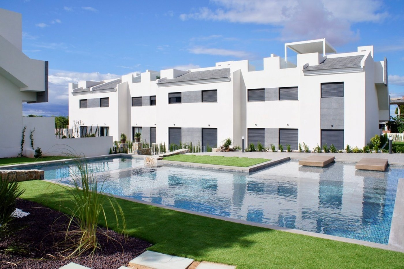 Gallery Image 3 of Lovely new build 2 bed penthouse with 2 bath and 58 m2 roof terrasse