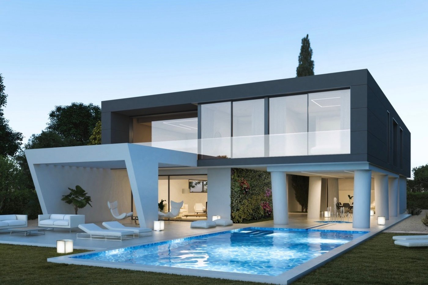 Gallery Image 20 of Exceptional luxurious large 5 bed front line golf villa