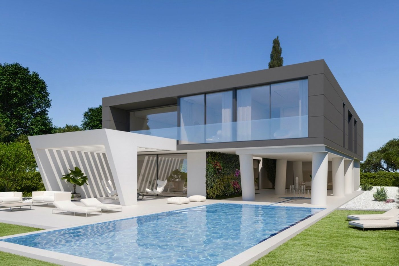Gallery Image 21 of Exceptional luxurious large 5 bed front line golf villa
