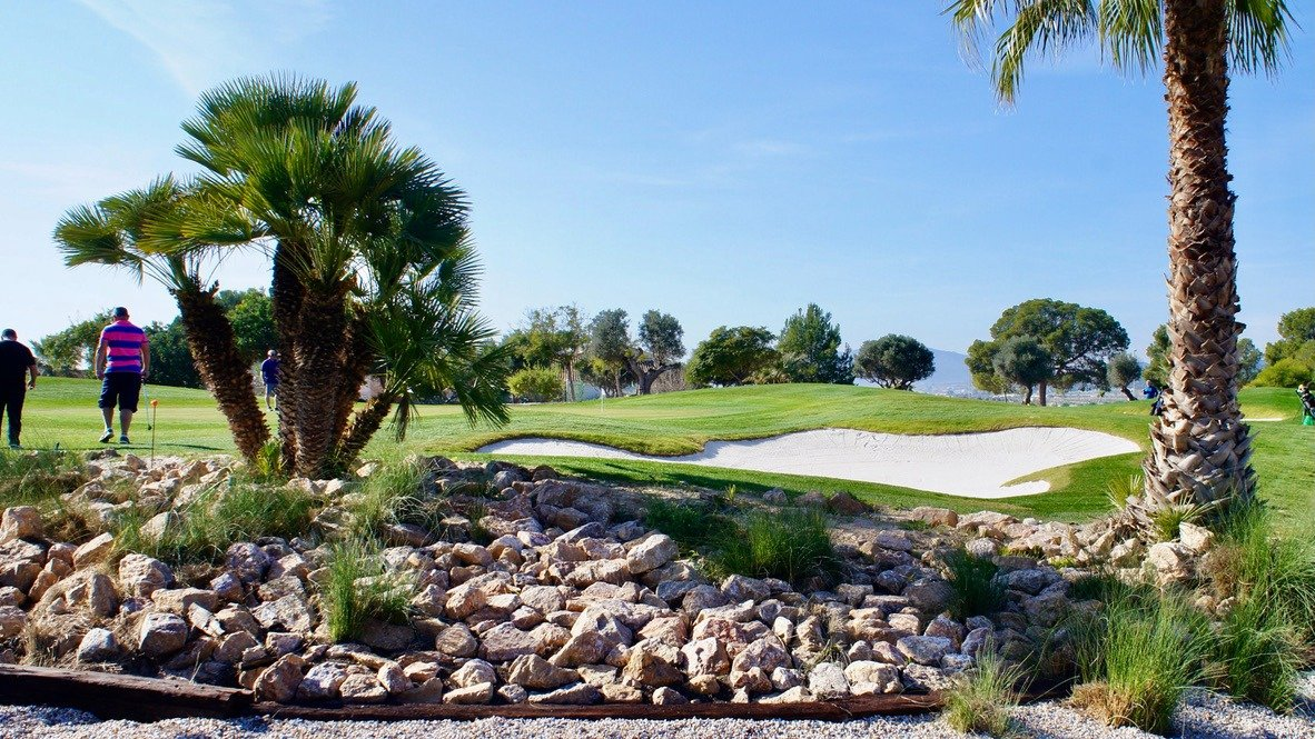 Gallery Image 25 of Exceptional luxurious large 5 bed front line golf villa