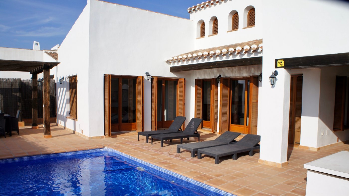 Villa ref 3265-03071 for sale in El Valle Golf Resort Spain - Quality Homes Costa Cálida