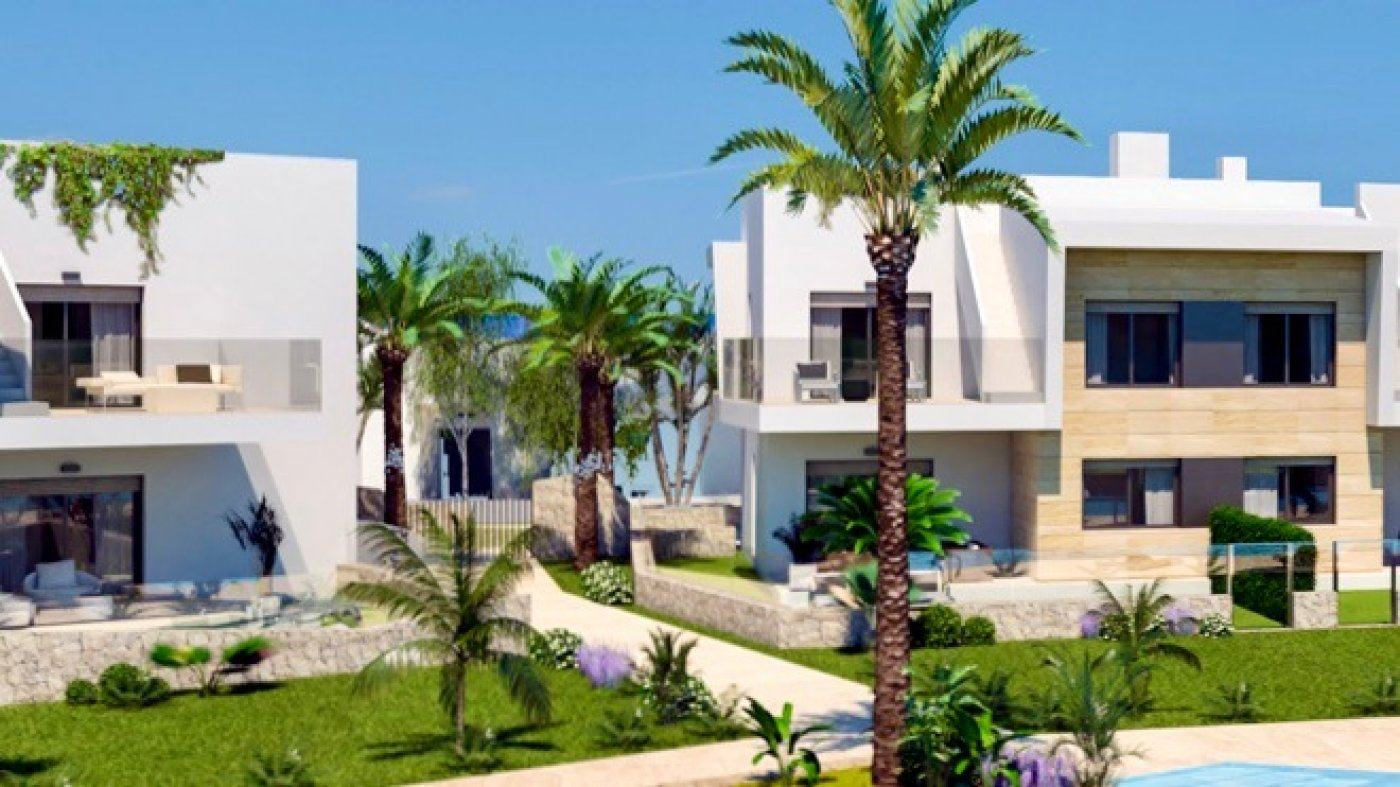 Apartment ref 3076 für sale in Lo Romero Golf Spanien - Quality Homes Costa Cálida
