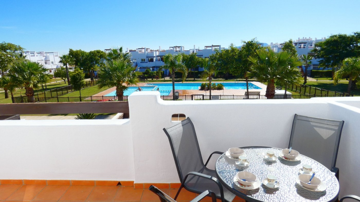 Apartment ref 3265-03082 for sale in Condado De Alhama Spain - Quality Homes Costa Cálida