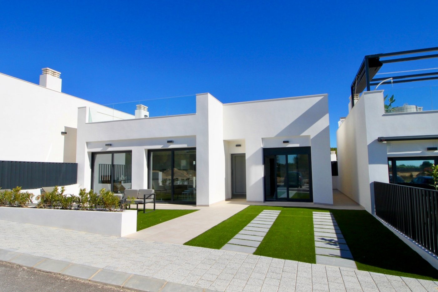 Villa ref 3092 para sale en Lo Romero Golf España - Quality Homes Costa Cálida
