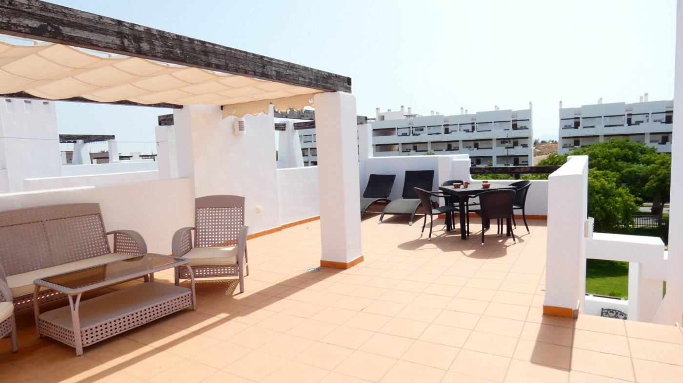Apartment ref 3265-03093 for rent in Condado De Alhama Spain - Quality Homes Costa Cálida