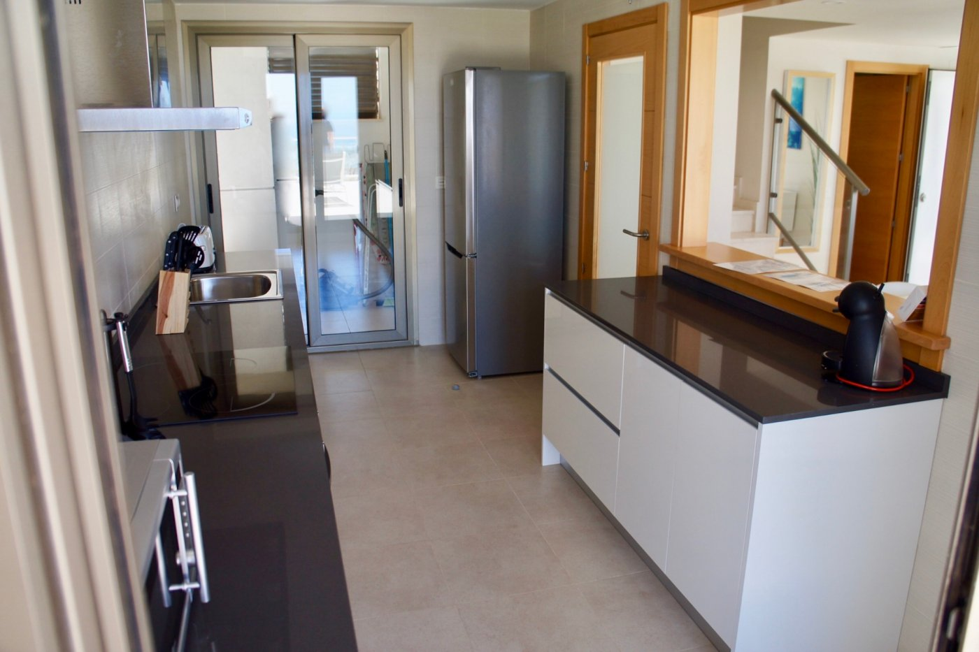 Gallery Image 8 of Big south facing 3 bed, 2 bath apartment with lovely views and 75 m2 terrassesolarium.