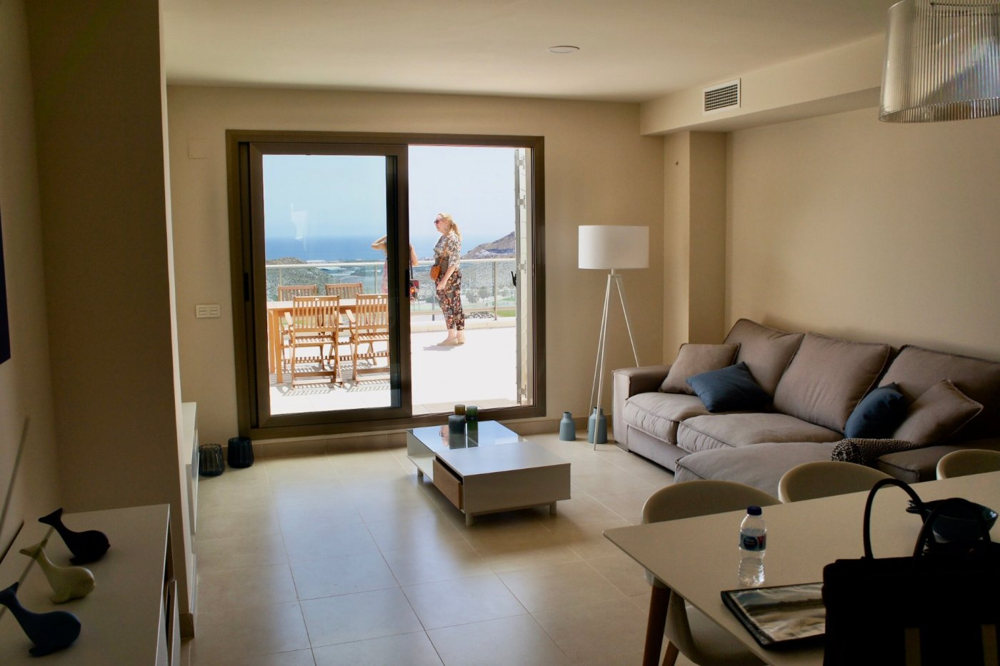 Gallery Image 5 of Unbelievable panoramic views from this amazing penthouse apartment with big terrasse and solarium