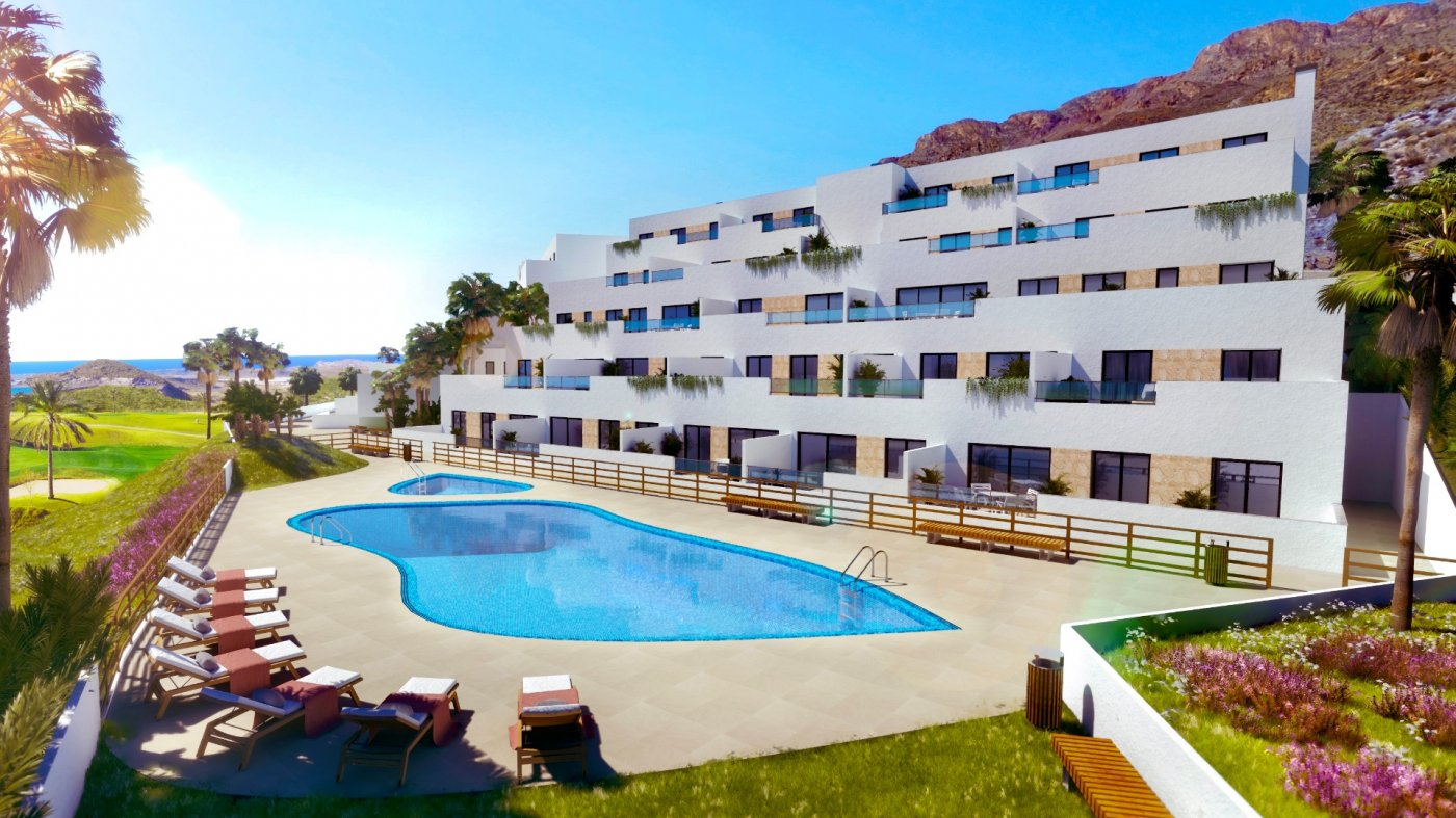 Apartamento ref 3265-03110 for sale in Mundo Aguilón Spain - Quality Homes Costa Cálida