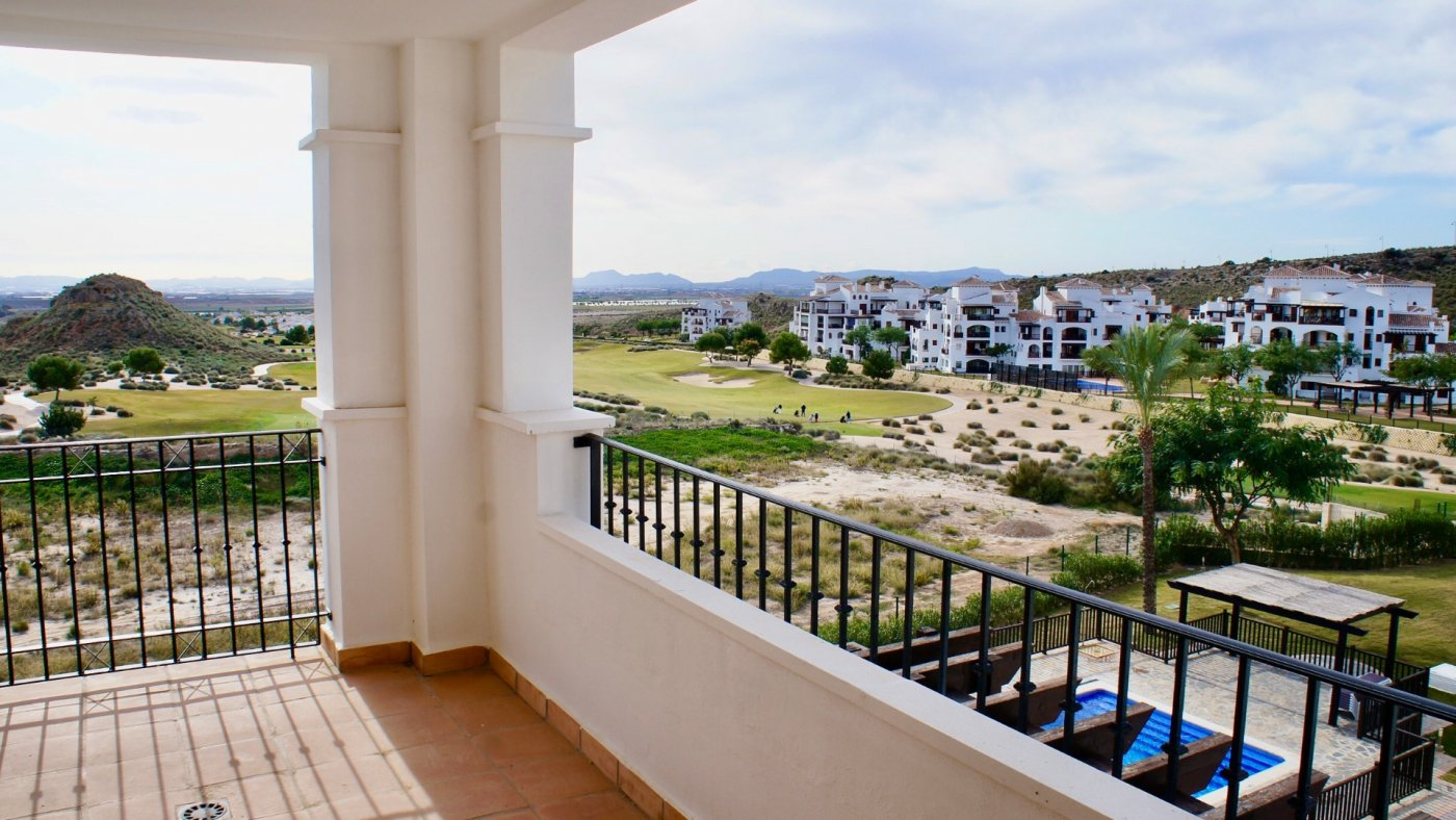Apartment ref 3265-03114 for sale in El Valle Golf Resort Spain - Quality Homes Costa Cálida