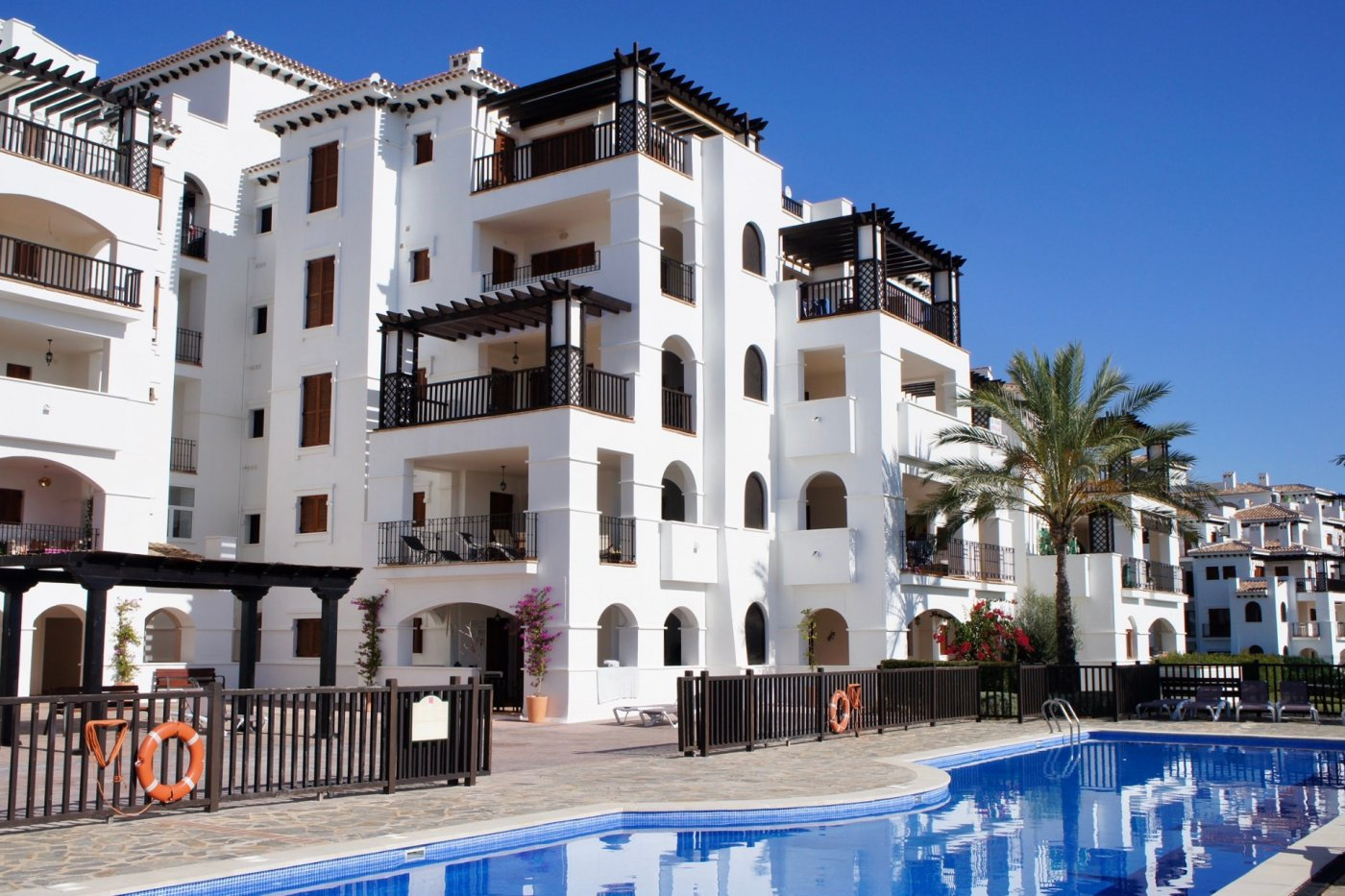 Image 2 Apartment ref 3265-03114 for sale in El Valle Golf Resort Spain - Quality Homes Costa Cálida