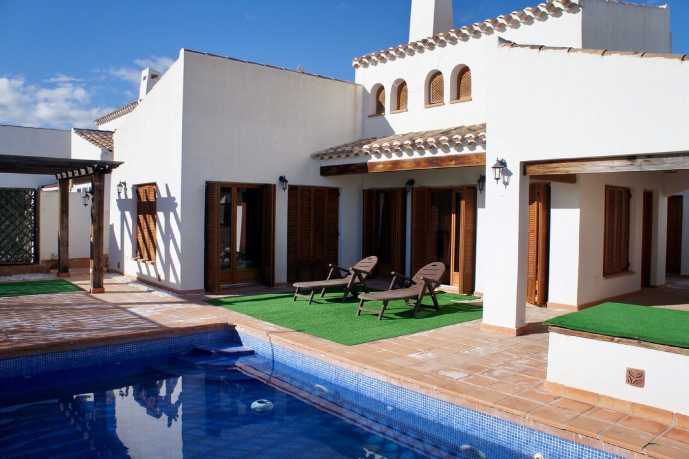 Villa ref 3265-03115 for sale in El Valle Golf Resort Spain - Quality Homes Costa Cálida