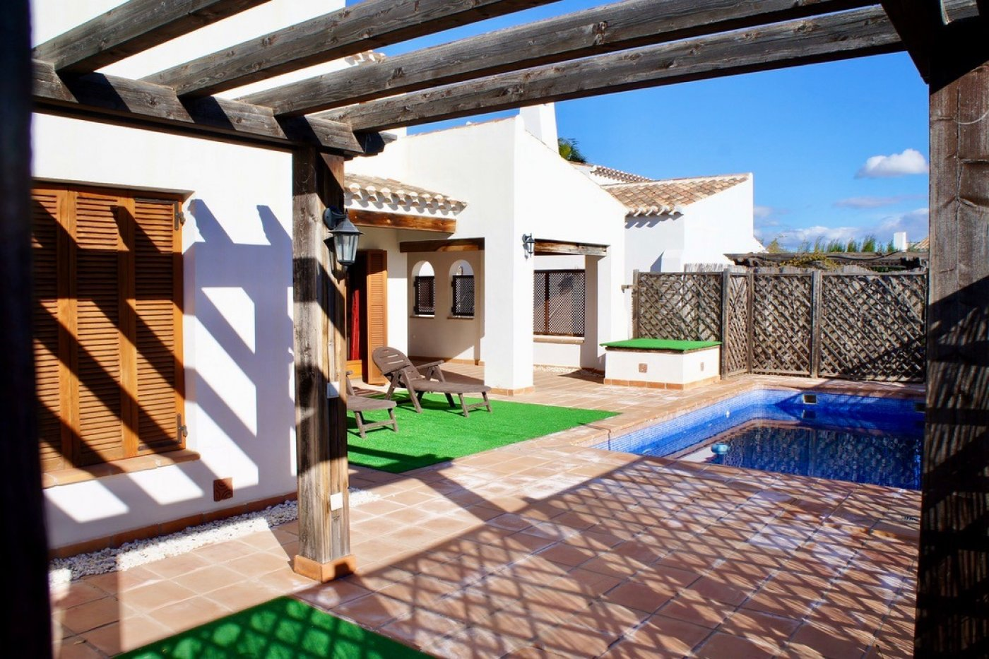 Gallery Image 29 of Sunny South Facing 3 Bed Villa with Private Pool on El Valle Golf Resort