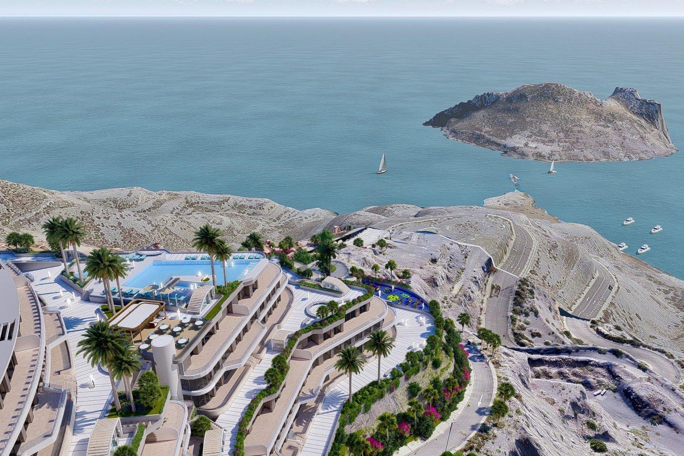 Galleribillede 11 of Exceptionel 2 etagers 4 vær luksus lejlighed, panorama udsigt, 58 m2 og 24 m2 solterrasser
