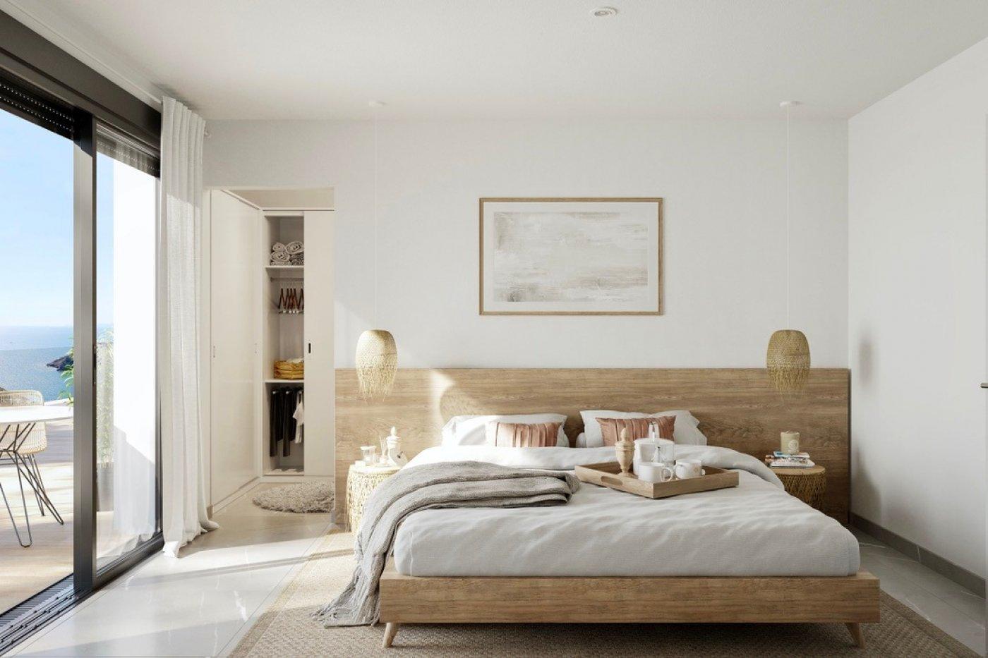 Galleribillede 22 of Exceptionel 2 etagers 4 vær luksus lejlighed, panorama udsigt, 58 m2 og 24 m2 solterrasser