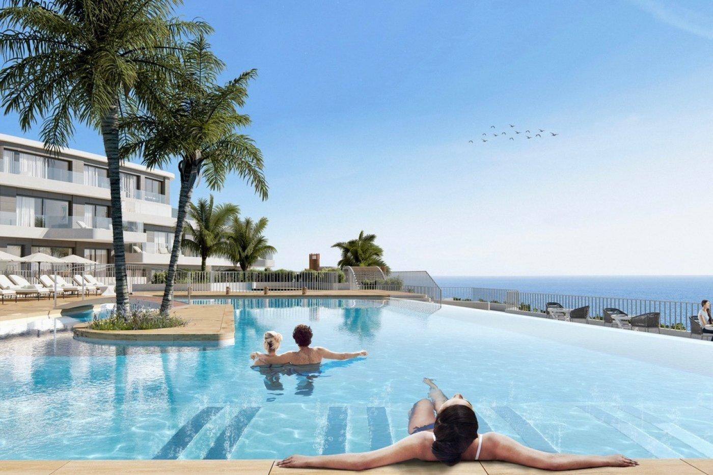 Galleribillede 7 of Exceptionel 2 etagers 4 vær luksus lejlighed, panorama udsigt, 58 m2 og 24 m2 solterrasser