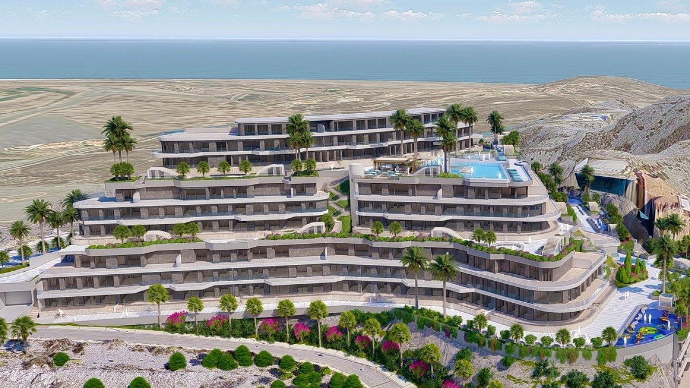 Apartamento ref 3265-03120 for sale in Isea Calma Spain - Quality Homes Costa Cálida