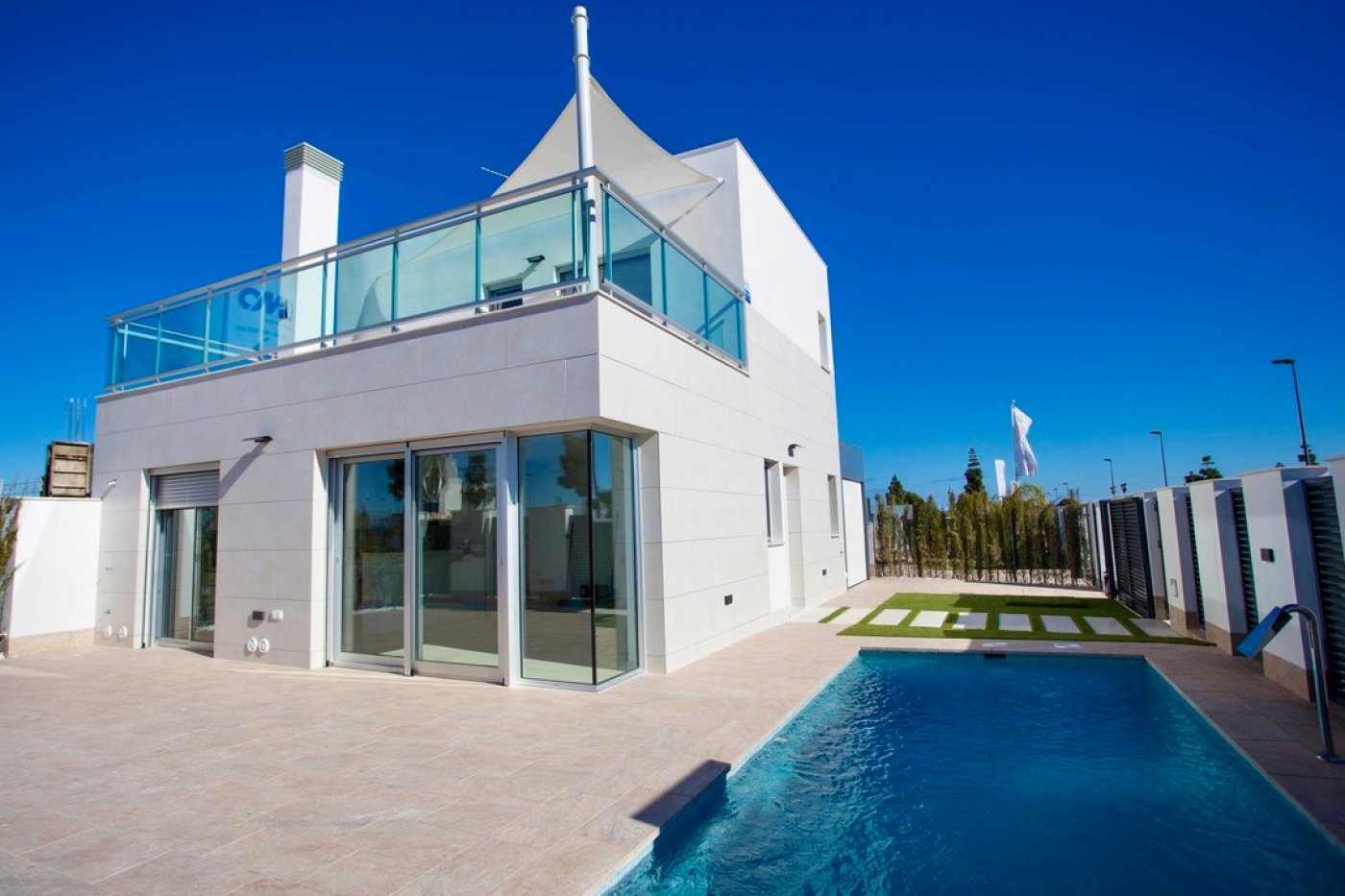 Villa ref 3160 for sale in Serena Golf Spain - Quality Homes Costa Cálida