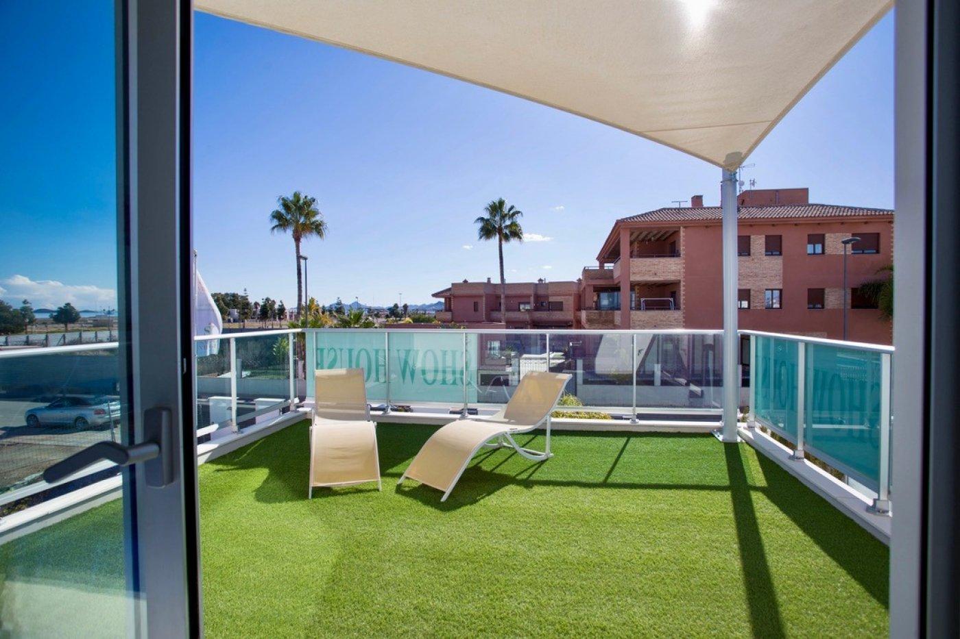 Galleribillede 11 of Super lækker nyopført villa ved strand og golf med egen pool og 25 m2 sol terrasse