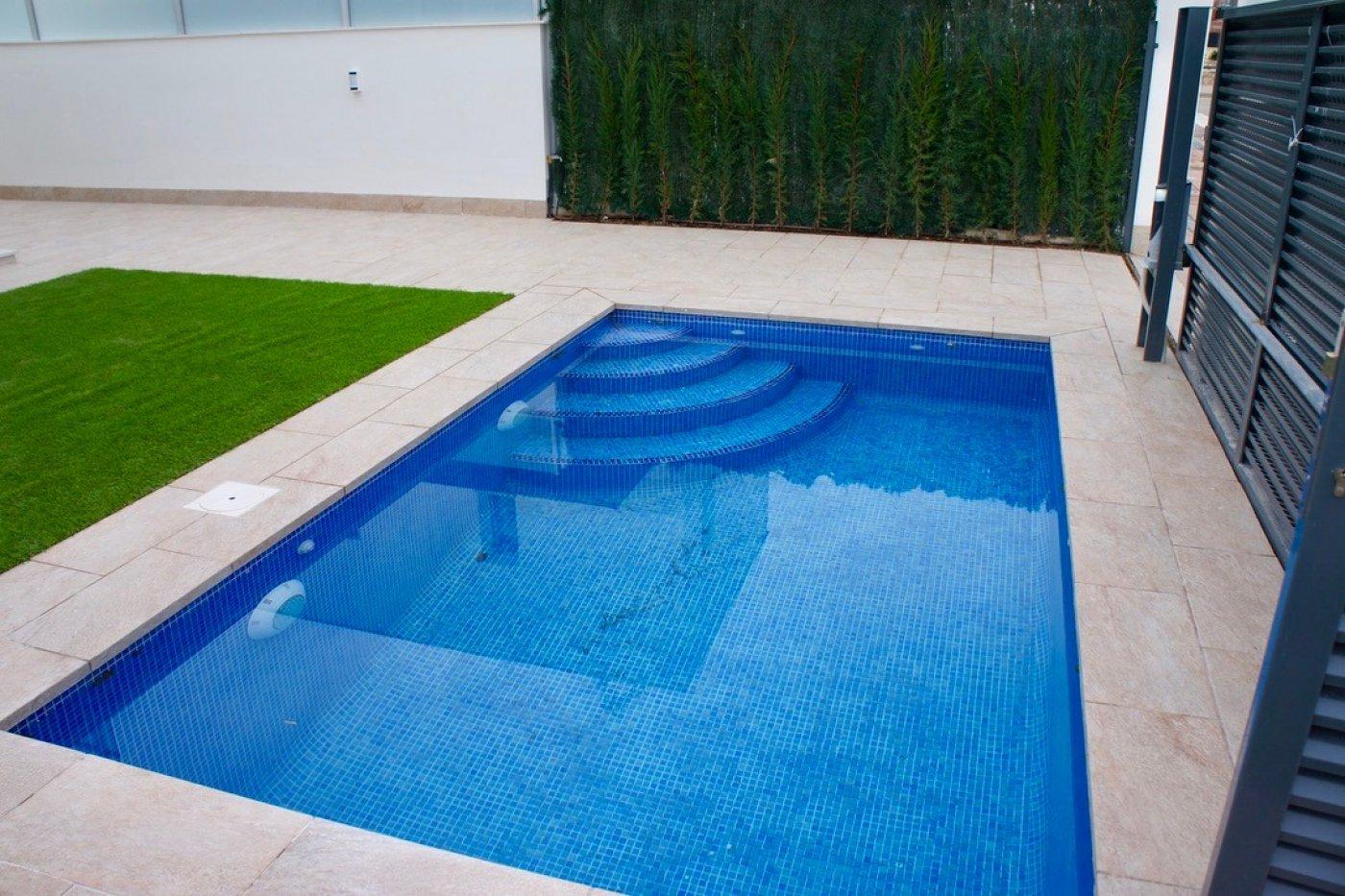 Galleribillede 14 of Super lækker nyopført villa ved strand og golf med egen pool og 25 m2 sol terrasse